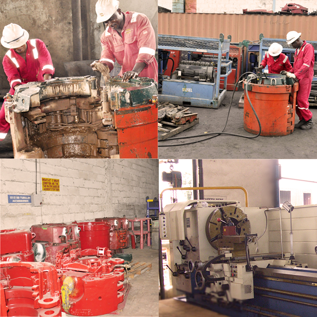 Tecon Oil Services Limited  : Drilling, Rigs, Casing, Fabrication